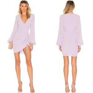 NWT L'Academie The Pearl Long Sleeve Dress